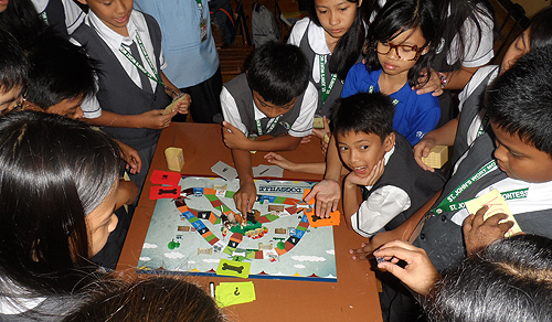 Playing to win the fight against rabies: A board game that can save lives