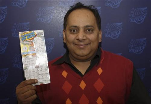 Poisoned lotto winner's brother sought more tests