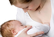 Poor coverage of breastfeeding found at first prenatal visit