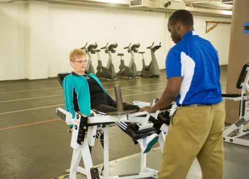 Research uses lasers, resistance training to zap fibromyalgia pain