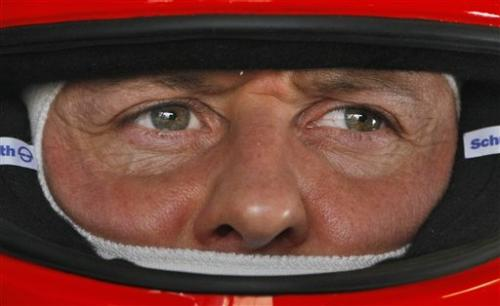 Schumacher critical, outlook uncertain after fall
