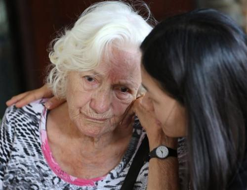 Some with Alzheimer's find care in far-off nations