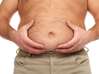 Stress-induced overweight: Mechanism for fat distribution discovered