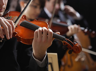 Stress in the orchestra: Mood plays a part