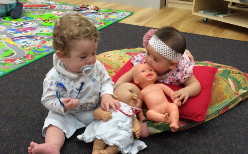 Study: Baby boys love dolls more than trucks