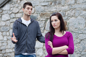 Teens experience both sides of dating violence