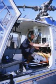 Transfusions during hospital transport may help trauma patients survive