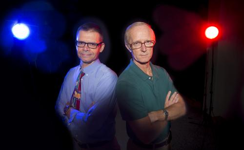 Twins study confirms genetic role in political belief
