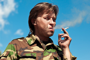 Veterans groups miss opportunities to curb tobacco use