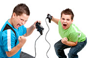 Video game 'Addiction' more likely with autism, ADHD