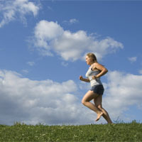 Vigorous exercise cuts womb cancer risk in overweight women by more than a third