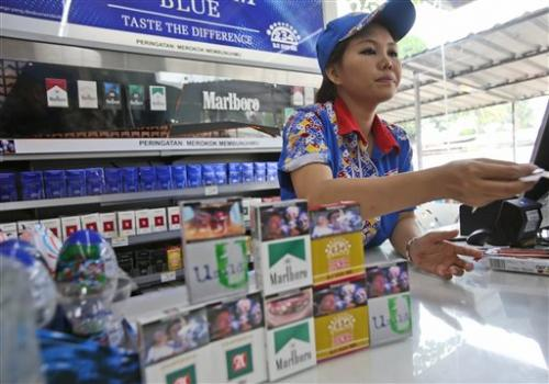 Big tobacco ignores Indonesia health warning law (Update)