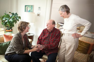 Caring for the burgeoning population of older adults