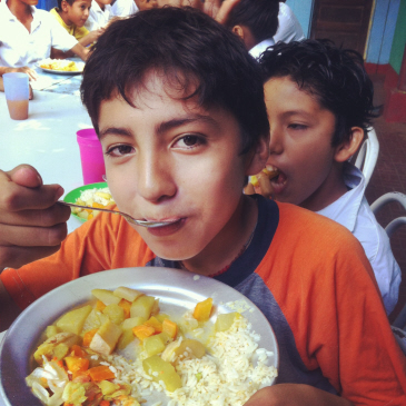 Fighting food waste in Nicaragua by 'eating united'
