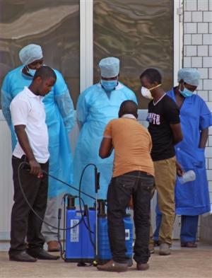 Guinea reports Ebola death toll rises to 78