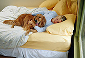 More americans kept awake by fido, fluffy