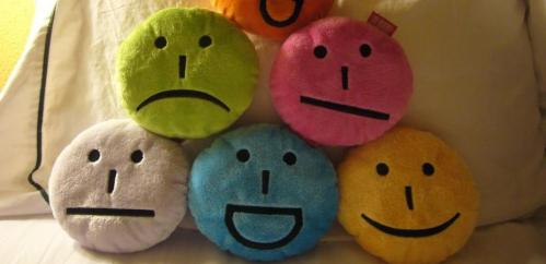Smiley like you mean it: How emoticons get in your head