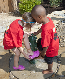 Strengthening Learning in Children: Get Outside and Play