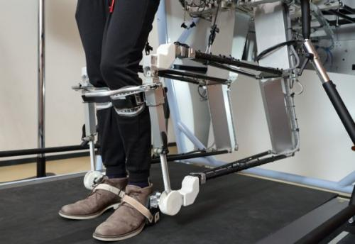 Unique walking robot moves into rehabilitation clinic