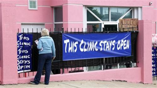 US appeals panel strikes down state's abortion law