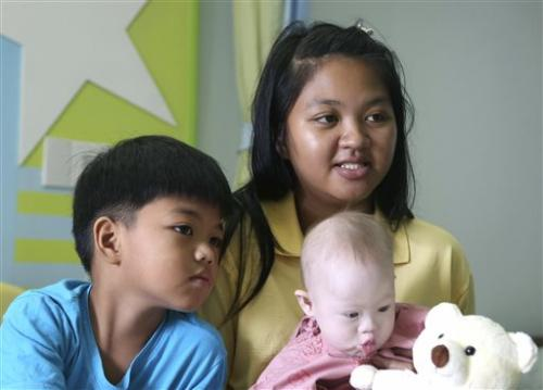 Australia may intervene in surrogate baby case