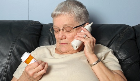 Post-discharge telephone calls may reduce hospital readmissions