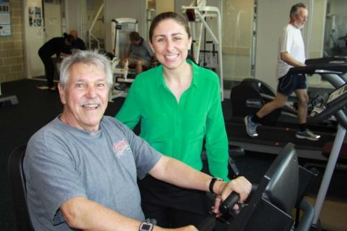 Prostate cancer survivors can improve their sex life at the gym