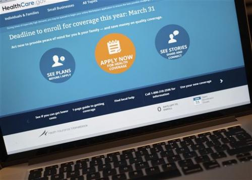 2nd glitch on health care site repaired