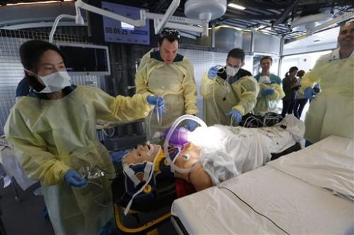 LA doctors practice speeding up trauma care