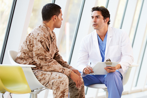 Mental health screening in primary care helps veterans