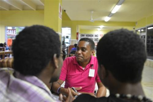 New effort to halt spread of HIV in the Caribbean