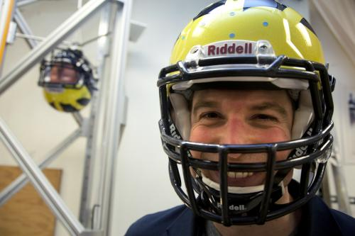 Understanding concussions: Testing head-impact sensors