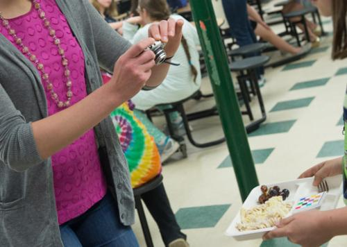 The science of school lunch