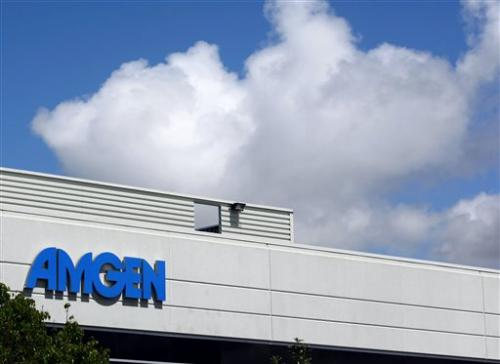 Amgen Q4 profit leaps 30 percent on higher sales (Update)