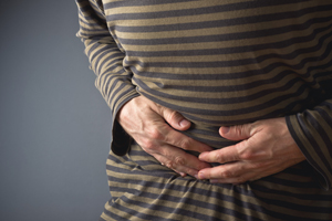 Anxiety Associated With Ulcer Risk