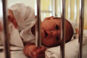 Bed-sharing linked to SIDS