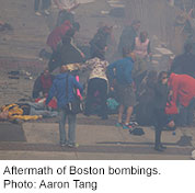 Boston marathon bombings left psychological scars on kids