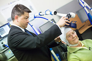 Brain stimulation shows promise in treating debilitating balance disorder