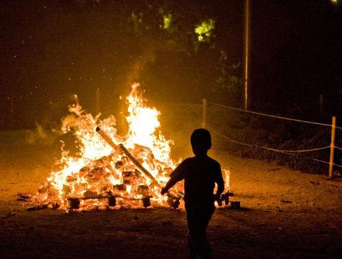 Child burn effects far reaching for parents