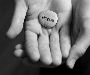 Forgiving a wrong may actually make it easier to forget