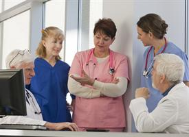 For sick, elderly patients, surgical decision making 'takes a village'