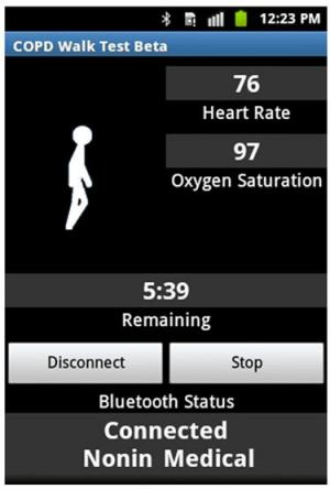 GaitTrack app makes cellphone a medical monitor for heart, lung patients