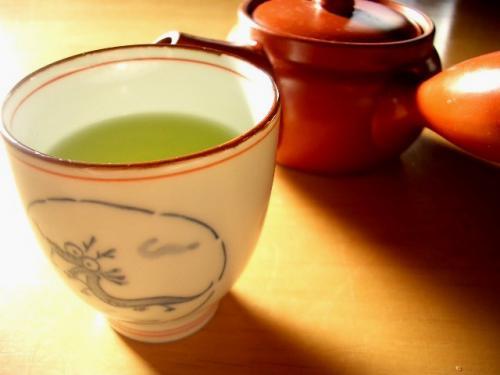 Green tea boosts your brain