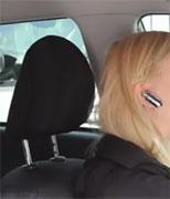 Hands-free cellphones don't make driving safer