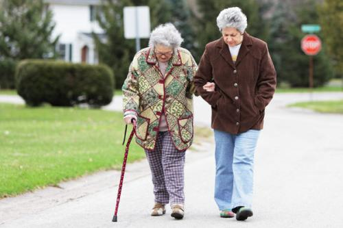 Help for seniors battling depression