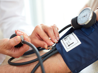 Higher risk of high blood pressure for socially disadvantaged