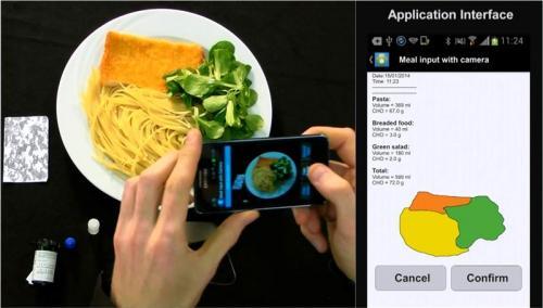 Innovative diabetes app for smartphone