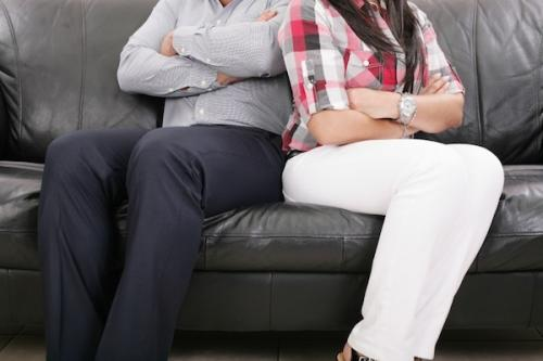 It's not all wedded bliss: Marital stress linked to depression