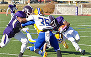 Just one season of hits in high school football may alter brain: study