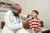 Kids prescribed antibiotics twice as often as needed, study finds
